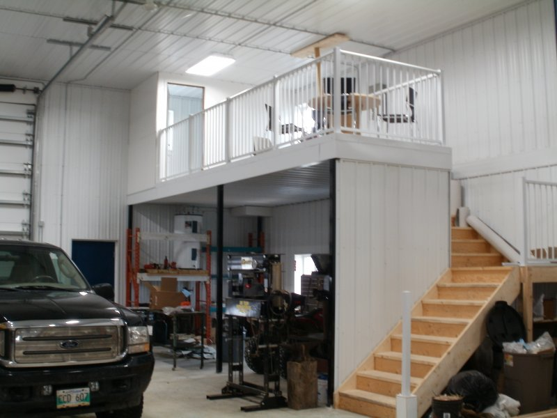 Norm Bosc Farm Shop Complete Nodaco Building Solutions