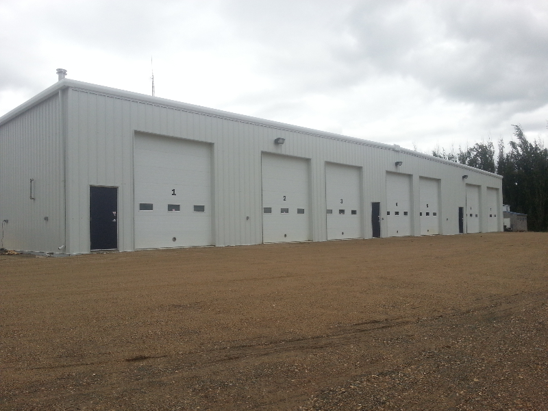 Metcalfe s garage shop addition complete nodaco for 4000 sq ft steel building
